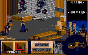 Last Ninja 2: Back With a Vengeance abandonware