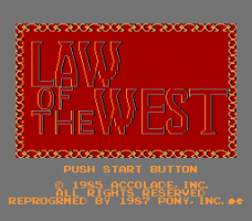 Law of the West 0