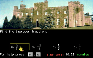 Learn about Fractions abandonware