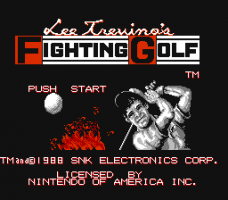 Lee Trevino's Fighting Golf 0