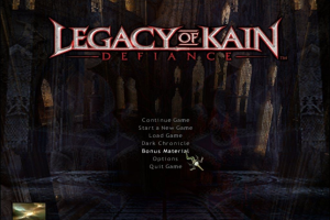 Legacy of Kain: Defiance 0