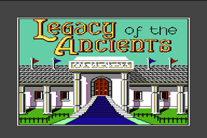 Legacy of The Ancients 0
