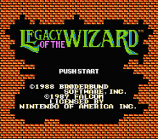 Legacy of the Wizard 0
