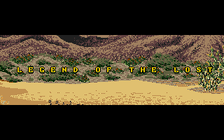 Legend of the Lost 1