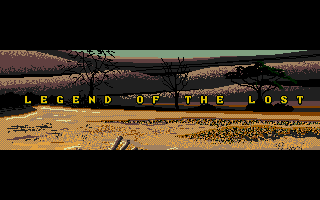 Legend of the Lost 2