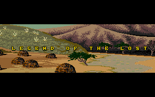 Legend of the Lost 3
