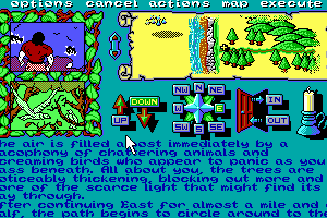 Legend of The Sword abandonware
