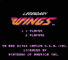 Legendary Wings 0