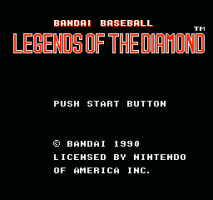 Legends of the Diamond 0