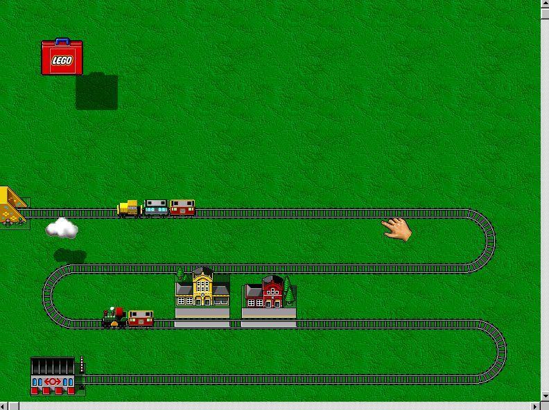 تحميل لعبة محاكاة المدينة ليجو لوكو - Lego Loco