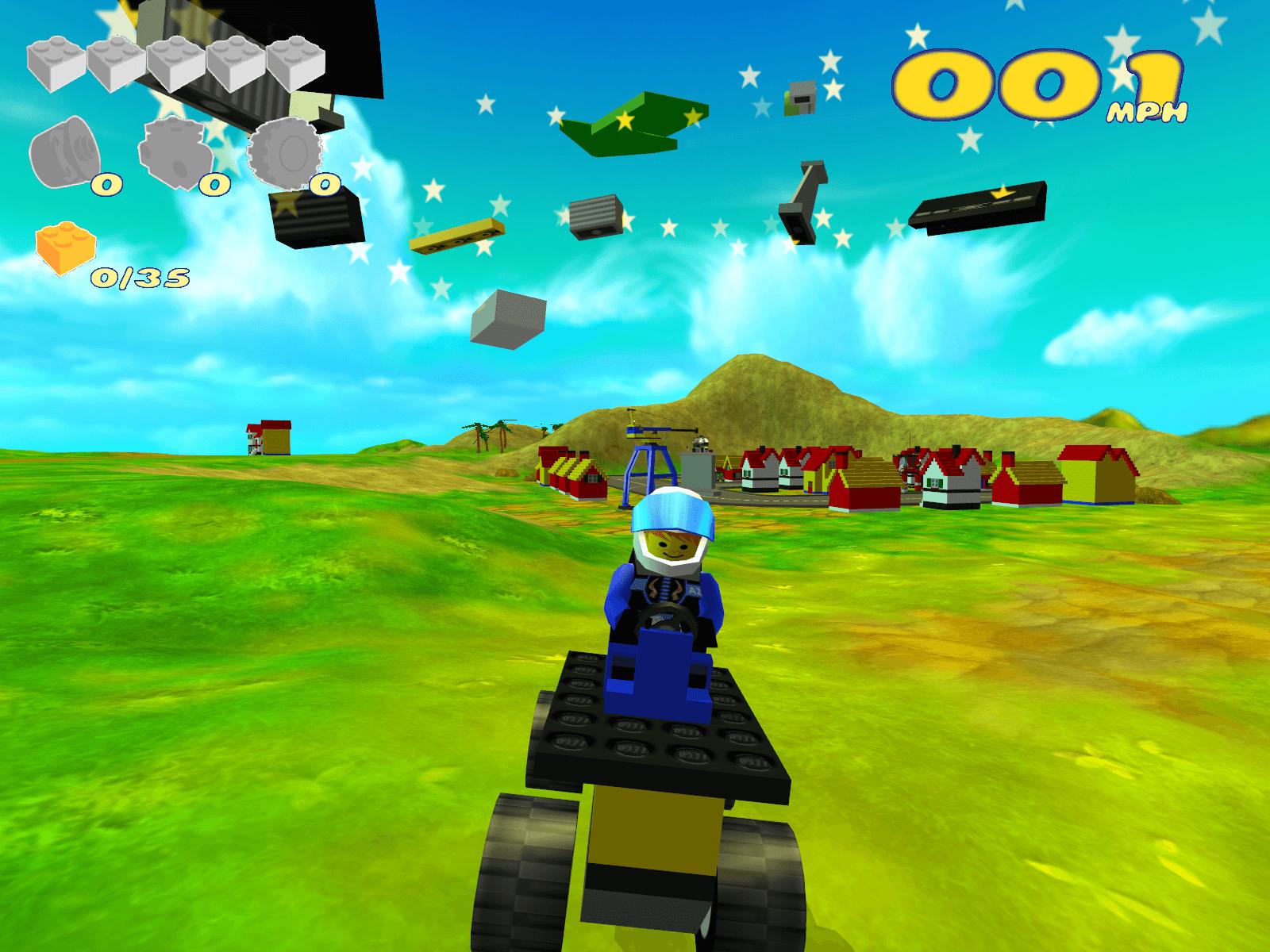 Download LEGO Racers 2 (Windows) - My Abandonware