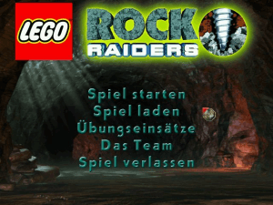 LEGO Rock Raiders 0