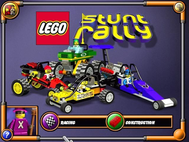 lego stunt rally download