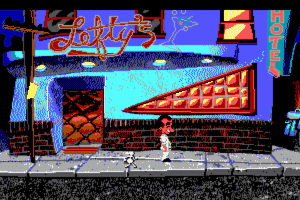Leisure Suit Larry 1: In the Land of the Lounge Lizards 23