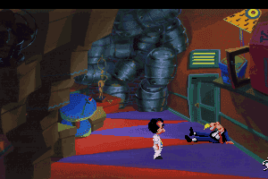 Leisure Suit Larry 1: In the Land of the Lounge Lizards 5