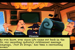 Leisure Suit Larry 5: Passionate Patti Does a Little Undercover Work 1