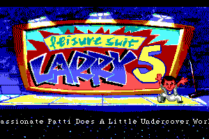 Leisure Suit Larry 5: Passionate Patti Does a Little Undercover Work 19