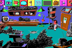 Leisure Suit Larry 5: Passionate Patti Does a Little Undercover Work 22