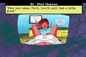 Leisure Suit Larry 5: Passionate Patti Does a Little Undercover Work 28