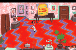 Leisure Suit Larry 5: Passionate Patti Does a Little Undercover Work 3