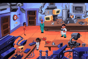 Leisure Suit Larry 5: Passionate Patti Does a Little Undercover Work 7