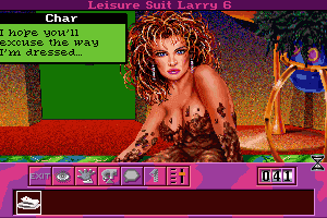 Leisure Suit Larry 6: Shape Up or Slip Out! 9