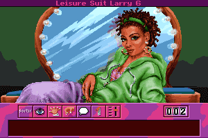 Leisure suit larry 6: shape up or slip out! Demo: sierra on-line.