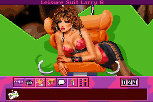 Leisure Suit Larry 6: Shape Up or Slip Out! 12