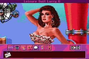 Leisure Suit Larry 6: Shape Up or Slip Out! 13