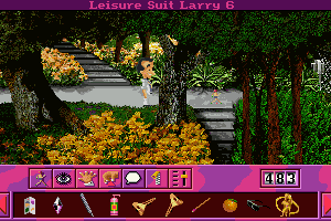 Leisure Suit Larry 6: Shape Up or Slip Out! 16