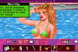 Leisure Suit Larry 6: Shape Up or Slip Out! 21