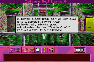 Leisure Suit Larry 6: Shape Up or Slip Out! 25