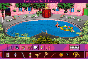 Leisure Suit Larry 6: Shape Up or Slip Out! 26