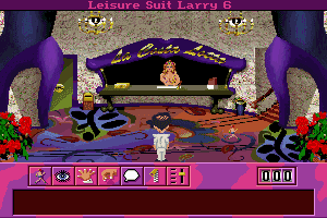 Leisure Suit Larry 6: Shape Up or Slip Out! 4