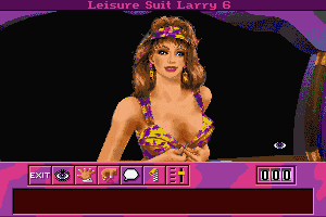 Leisure Suit Larry 6: Shape Up or Slip Out! 5