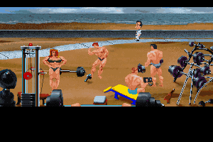 Leisure Suit Larry 6: Shape Up or Slip Out! 6