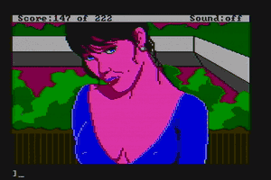 Leisure Suit Larry in the Land of the Lounge Lizards 16