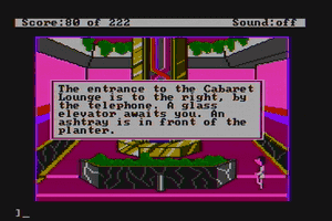 Leisure Suit Larry in the Land of the Lounge Lizards 19