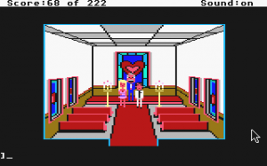 Leisure Suit Larry in the Land of the Lounge Lizards 12