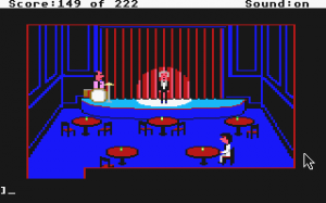 Leisure Suit Larry in the Land of the Lounge Lizards 15
