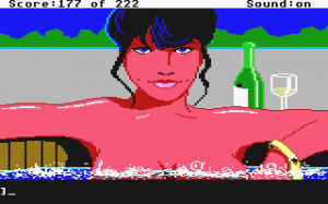 Leisure Suit Larry in the Land of the Lounge Lizards 18