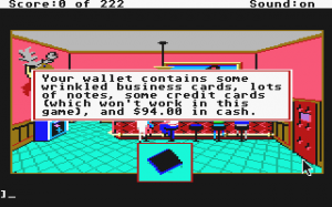 Leisure Suit Larry in the Land of the Lounge Lizards 2