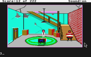 Leisure Suit Larry in the Land of the Lounge Lizards 3