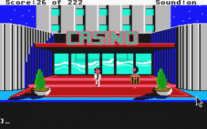 Leisure Suit Larry in the Land of the Lounge Lizards 6
