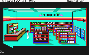 Leisure Suit Larry in the Land of the Lounge Lizards 8