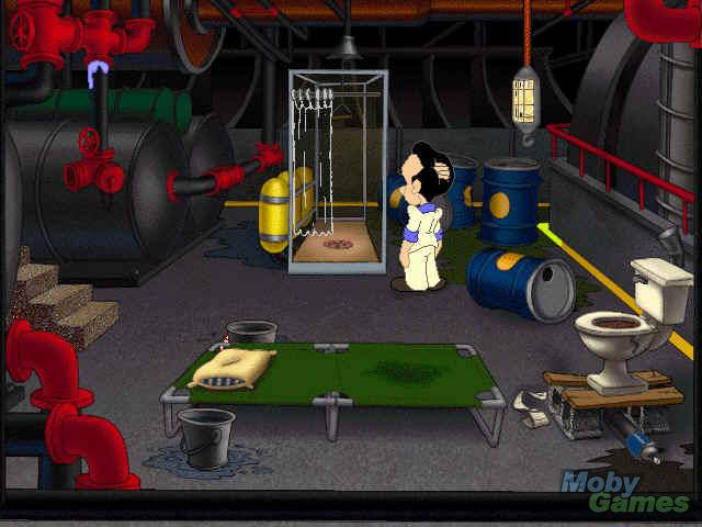 Leisure Suit Larry: Love for Sail! Mac