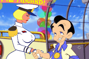 Leisure Suit Larry: Love for Sail! 23