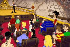 Leisure Suit Larry: Love for Sail! 25