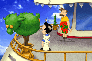 Leisure Suit Larry: Love for Sail! 28