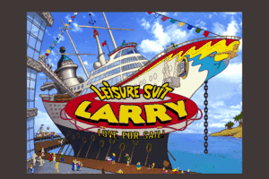 Leisure Suit Larry: Love for Sail! 4